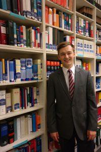 Robert Piwowarski, Vorstandsvorsitz